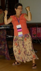 Breast Cancer, Fern Carness, Cancer surviver, speaker on cancer