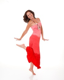 Cancer Dancer, Breast Cancer Surviver, Breast Cancer speaker, Patricia San Pedro