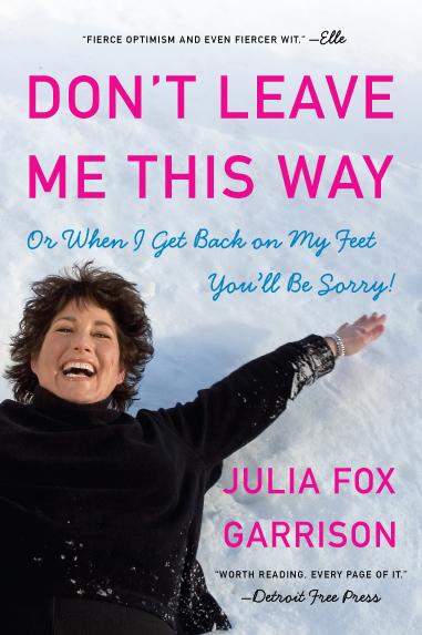 julia garrison speaker overcoming adversity, stroke survivor, determination grit stroke recovery