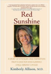 Red Sunshine, Kimberly Allison Book on breast cancer, speaker on women's health, breast cancer survivor speaker, speaker for women's cancer events