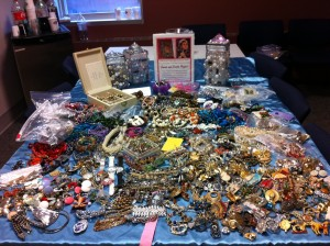 Donate & Create Jewelry donated