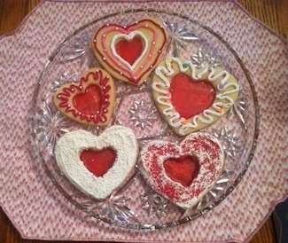 ValentineCookies2014